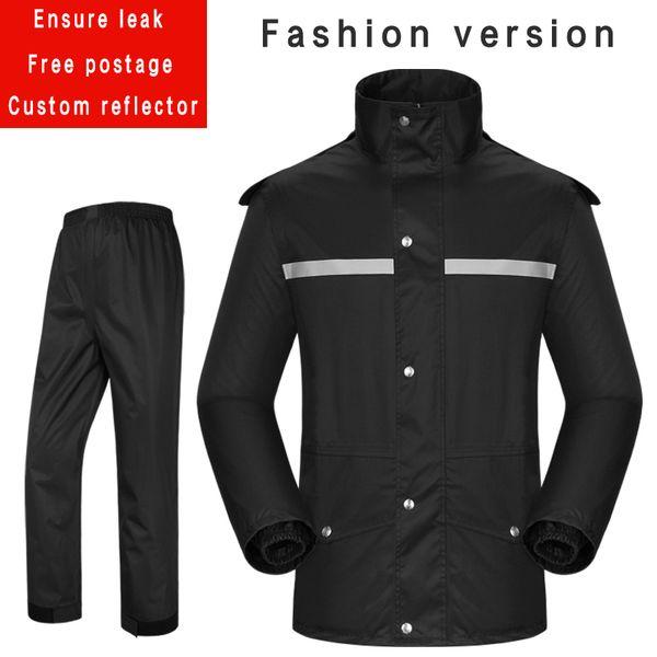 Tianwang waterproof rainproof Rain Jacket Women & Men's suit hood raincoat for motorcycle raincoat outdoors camping fishing