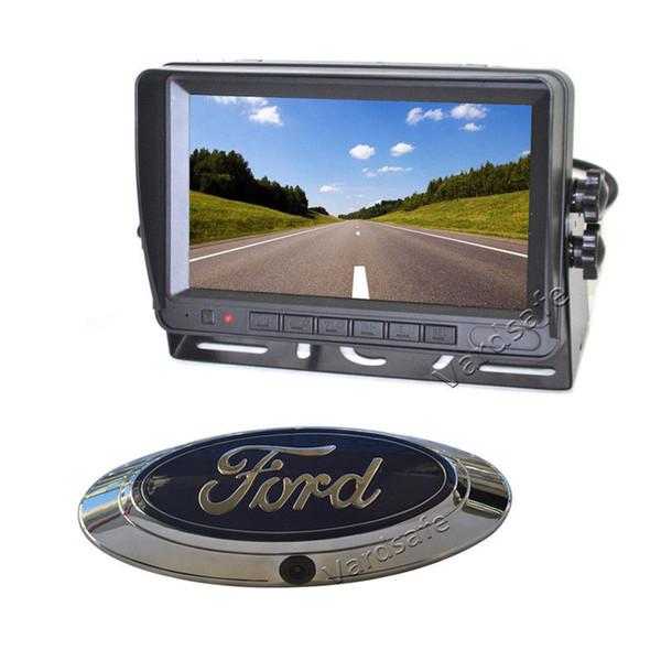 2019 Vardsafe Vs660m Car Logo Backup Camera Kit For Ford F150 F250 F350 F450 F550 2004 2014 From Vardsafe 240 21 Dhgate Com