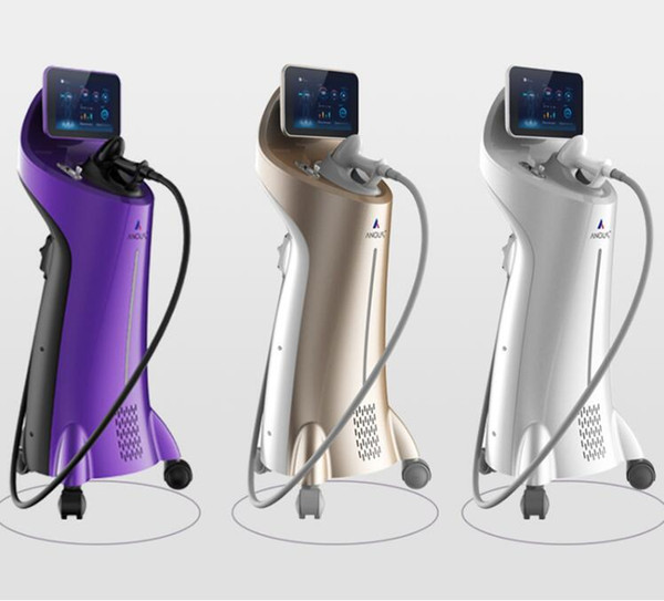 newest technology laser 755nm+808nm+1064nm diode laser for professional painless hair remvoal with big power beauty machines