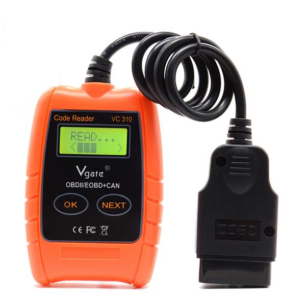 Vgate VC310 Compact Universal ODB2 Escáner Automático Error Escáner Lector de Código OBDII Automotive Car Diagnostic Tool