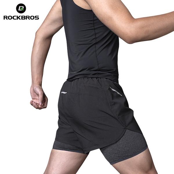En Rockbros Compre Rápido Pantalones Seda 2 1 Cortos Secado De TwTdqC