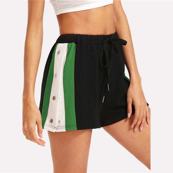 83db3a965992 Großhandel ESHINES Damen Laufhose Laufhose Kurz Damen Gym Cool Woman Sport  Kurze Fitness Damen Shorts Sportswear Von Yangmeijune, $21.87 Auf ...
