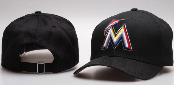 2020 Marlins hat M gorras Snapback Hat Embroidered Casquettes Brand Discount Sports Baseball Fans Fashion Adjustable Cap 02