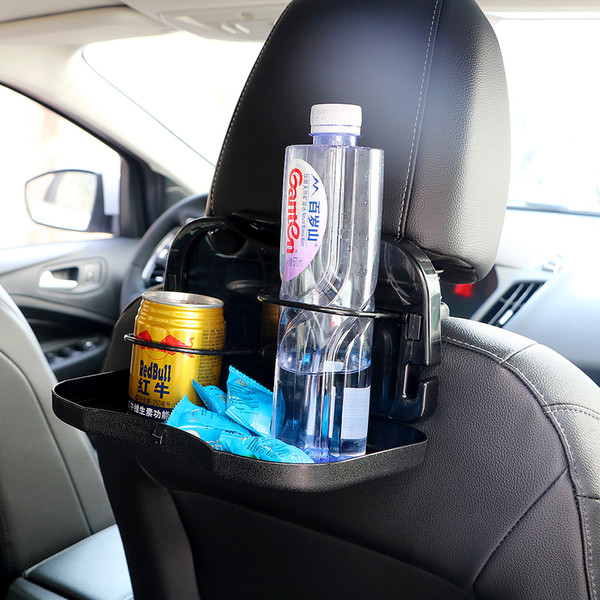 Auto Drink Food Cup Tray Car Back Seat Table Hot Selling Car Accessories folding table Holder Stand Desk car cup holder
