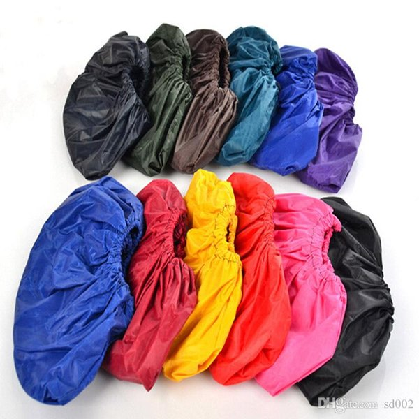 Sturdy Material Shoe Cover Rain Proof Wear Resisting For Shoes Protection Covers Home Use Easy Clean Reusable Multi Color 0 75gj ZZ