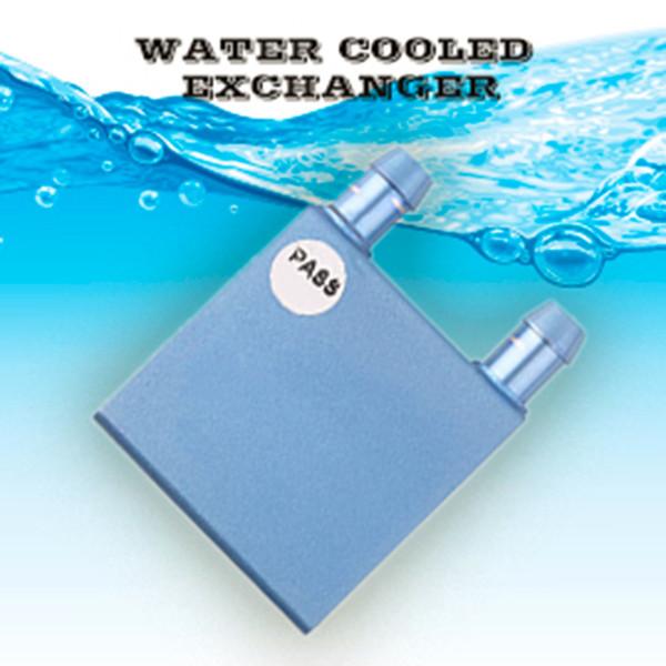 Aluminium Water Cooling Heatsink Block Waterblock Liquid Cooler For CPU GPU Wholesale dropshipping