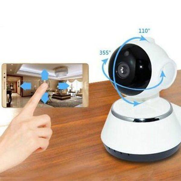 Wireless Smart Home IP Camera V380 Security 1mp Onvif Rotate Camaras De Seguridad Wifi Camara Videovigilancia Security