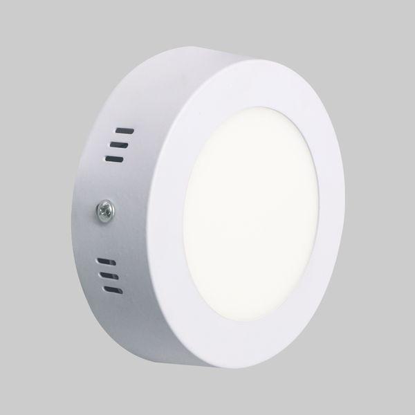 18W 25W LED Downlight 12V 24V Round LED Panel Light High Brightness Surface Mounted LED Downlight Kitchen Bathroom Balcony Living Room