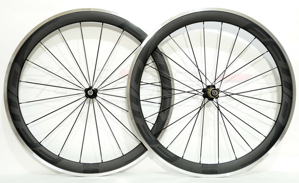 Novatec 271 Hub Standard Wheels 50mm Depth Tubular 23mm Width  Road Carbon Wheel