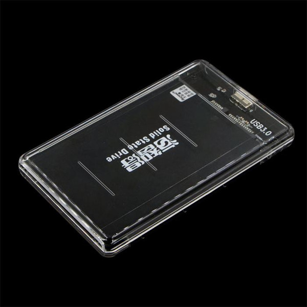 2.5 inch USB 3.0 to Sata 3.0 HDD Case Tool Support 2TB UASP Protocol Hard Drive Enclosure XXM