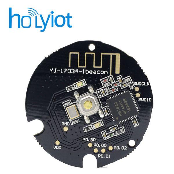 BLE módulo ibeacon antena PCB nordic nRF51822 Bluetooth 4.0