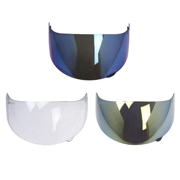 Face Shield Windproof Motorcycle Helmet Lens Full Face Helmet Sun Visor for AGV K3 K4 Motorcycle
