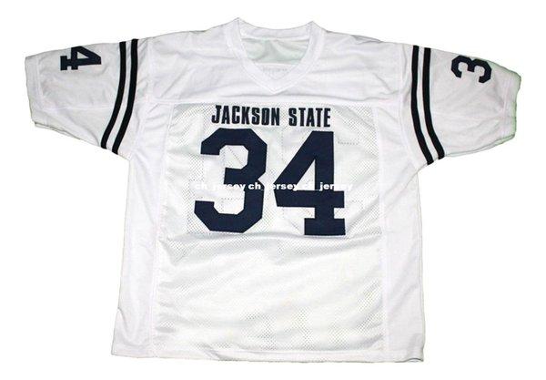 Compre Venta Al Por Mayor Walter Payton # 34 Jackson State New ...