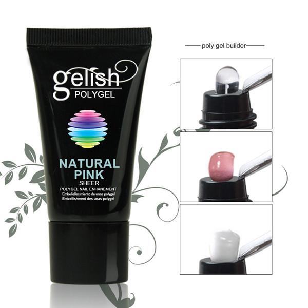 High quality gelish nail gel Nail Polish Remover gelish Nail Art & Salon wholesale gelish harmony gel polish poly gel for builder