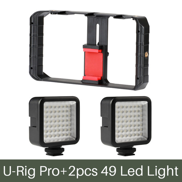 Farbe: U-Rig Pro w 2 Led