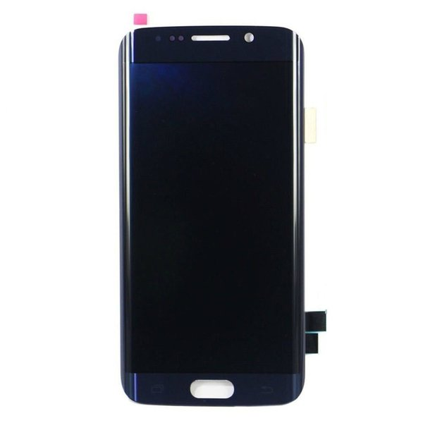 NEW Mobile Phone Lcds Assembly Touch Digitizer Screen Replacement Parts for Samsung Galaxy S6 Edge G925