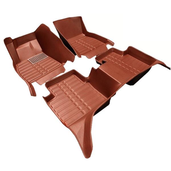 best selling Custom Car Floor Mats for LEXUS ES IS LS RX NX GS GT GX LX RC series Car Accessories Carpets Car-styling Car Mats Carpe