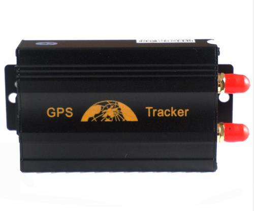 Real-Time GSM/GPRS Tracking Google Map Link Track Vehicle Car GPS Tracker 103A TK103 GPS103A Real Time Tracker