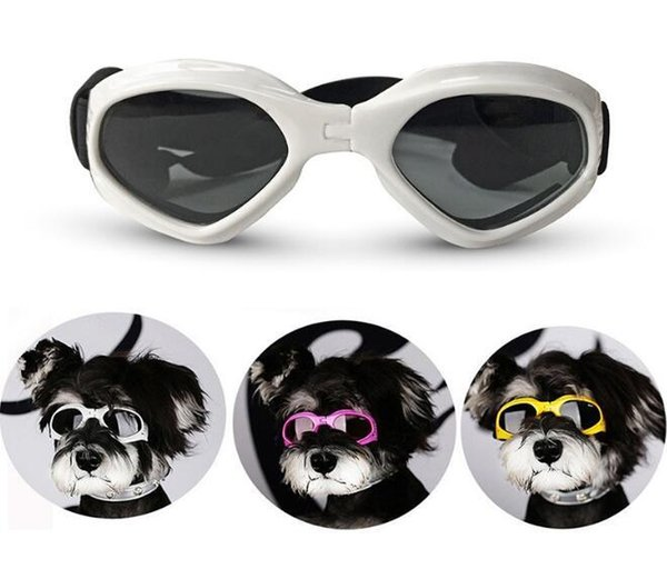 Foldable Pet Accessories Sunglasses Creative Pet Supplies Dogs Eyes Cats and dogs Goggles Ski Goggles New Arrival