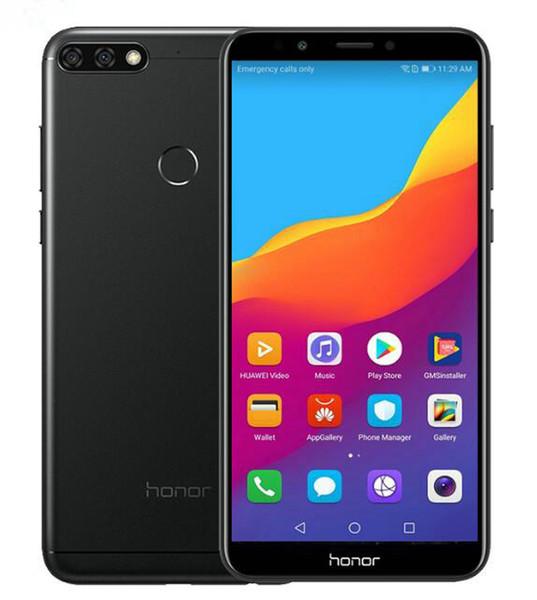 Huawei Honor 7C Global Firmware Unlocked Phone Octa Core 32GB/64GB 13MP Dual Rear Camera 5.99inch Full View Screen Android 8.0