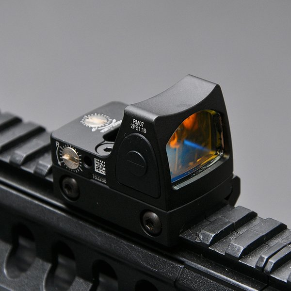Trijicon RMR Holographic Red Dot Sight Reflex Sight Red Dot Scope Tactical Shotgun Sight For Hunting Rifle Scope