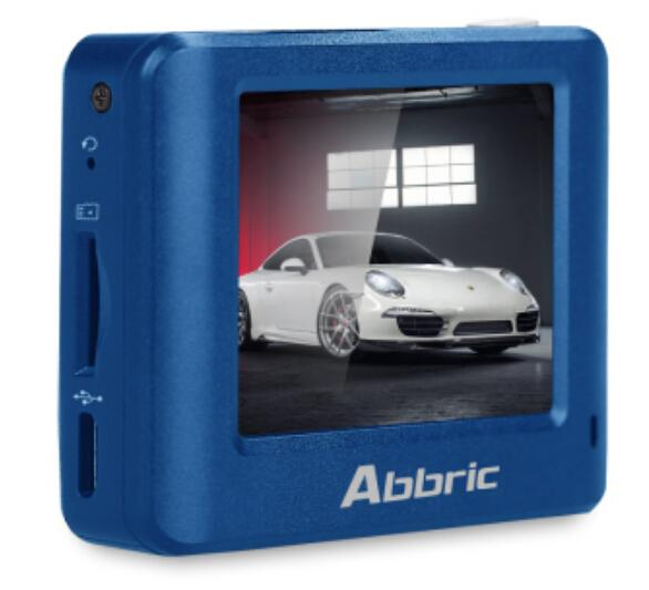 New brand blue 2.0 inch mini hidden FHD 1080P car dash camera high definition night vision car dvr