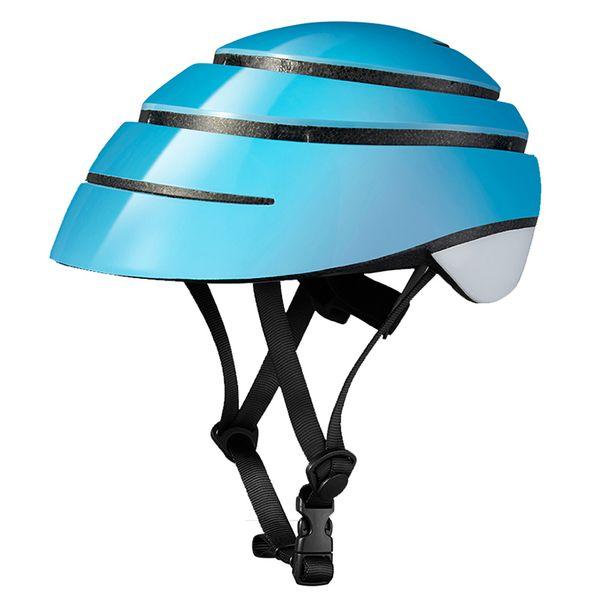 Spain Closca GUB Folding Cycling Helmet Adults Men Women City Urban Bicycle Helmets M L 56-63cm Skating Helmet Black White Blue