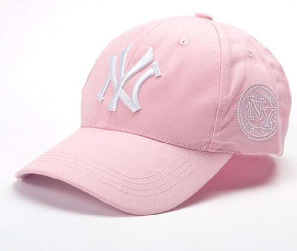 2018 new NY new hat & kanye west men women embroidery hip hop baseball cap famous brand leisure duck tongue hat best quality free shipping