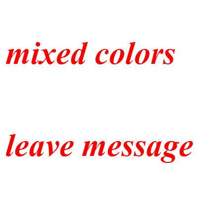 mixed colors leave message