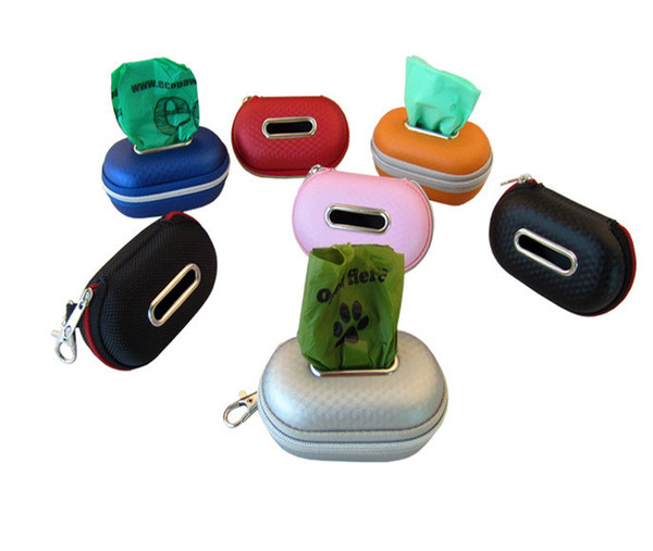 best selling Free shipping pet product trash bag bopet waste boxdog waste bag dispenser poo bag holder