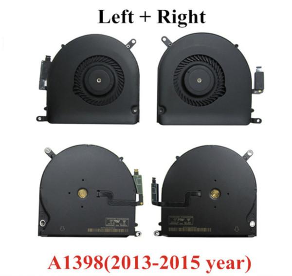 Оригинальный вентилятор охлаждения процессора для Macbook Pro Retina 15