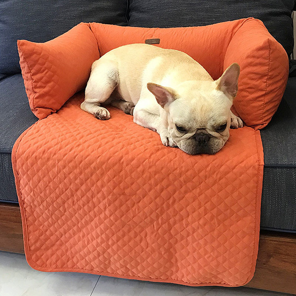 Surprising 2019 Pet Cat Sleeping Sofa Mat Warm Quilted Dog Bed House Protect Sofa Cover Big Blanket Cushion For Labrador From Chinese Wholesalers1 17 88 Machost Co Dining Chair Design Ideas Machostcouk