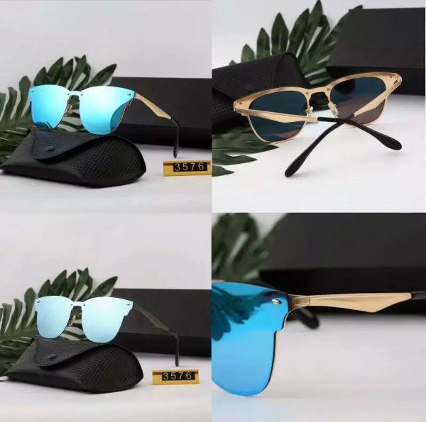 Nouveau designer lunettes de soleil hommes lunettes de soleil pour hommes femmes lunettes de soleil femmes marque designer UV protection Polarized lentille lunettes de soleil d'été