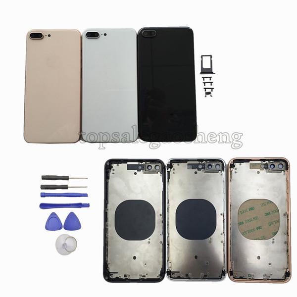 Acquista IPhone 6 6S 7 Plus Custodia Posteriore Come IPhone 8