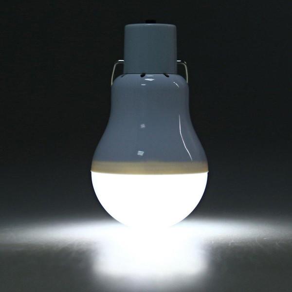 Lampadina a LED per esterni Lightme 5V 15W 130LM Lampada per giardino a luce solare a LED Lampade portatili a luce solare per pesca