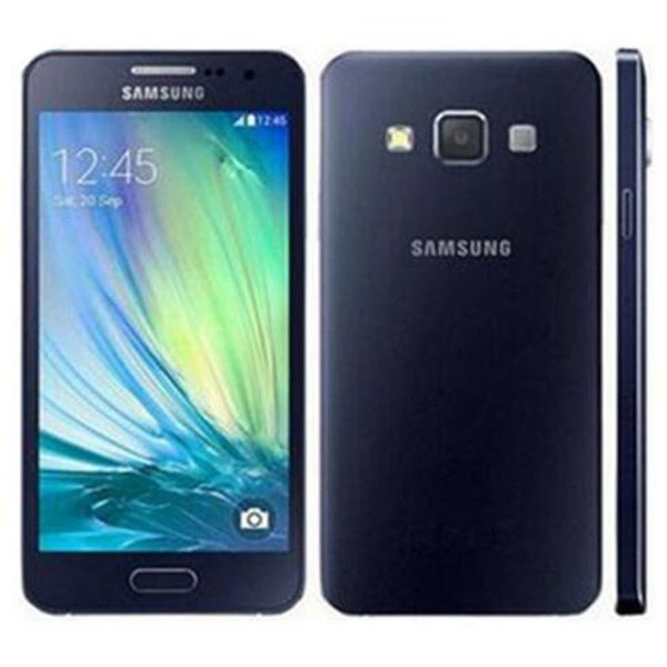Original Refurbished Samsung Galaxy A3 A3000 A300F 4.5 inch Quad Core 1GB RAM 8GB ROM 8MP Camera 4G LTE Unlocked Mobile Cellphone Post 1pcs