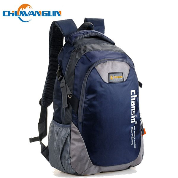 Chuwanglin unisex male backpacks fashion waterproof laptop backpacks casual school bags Nylon travel bags A0740