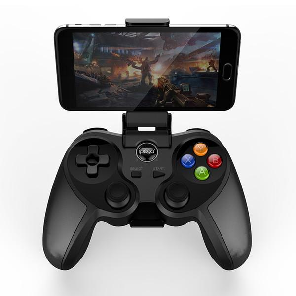 ipega 9078 sem fio bluetooth gamepad pc universal controlador de jogo inteligente joystick para android / iphone telefone ipad gamesir joypad