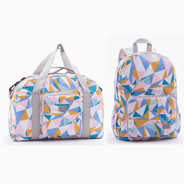 New Folding Women Travel bag Hot Sale Bookbags Female Backpack Student School Bag Girl Backpacks Casual Travel wholesale