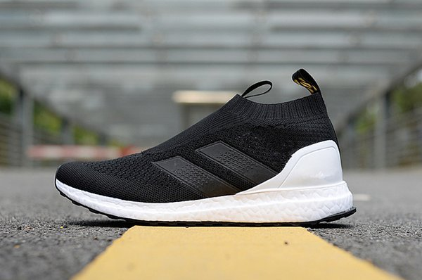 new product 85d16 c3c28 2018 Ace 16 + Purecontrol Ultra Boost Beckham Uncaged Casual Shoestop  Quality For Men Women White Black Pink 36 45 High Heel Shoes Nude Shoes  From ...