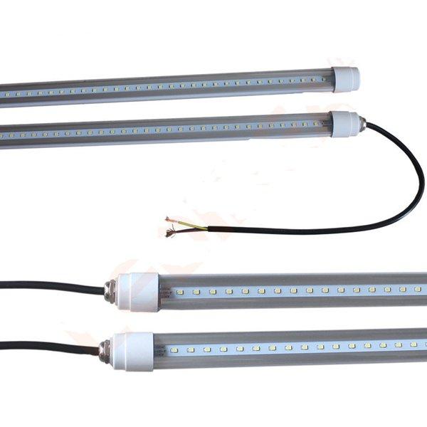 LED T8-Rohrleuchte AC85-265V AC / DC12-60V 5FT 1500mm 22W 110 lm / Watt Aluminiumgehäuse + PC-Abdeckung Wasserdichtes IP67