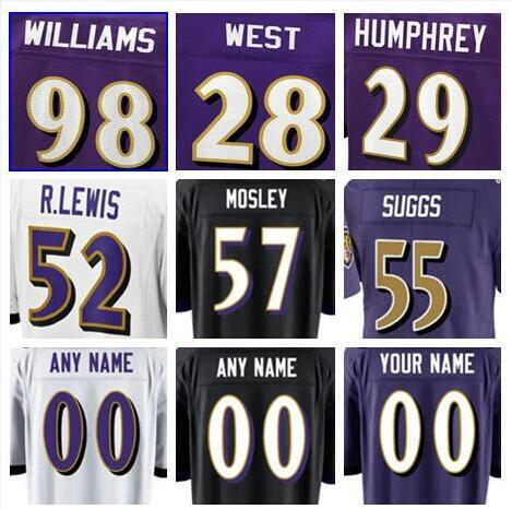 low priced 025be 30d31 2019 2018 American Football Jerseys Baltimore Ravens Steve Smith Sr Justin  Tucker Marlon Humphrey Jonathan Ogden Color Rush Ray Lewis Jersey 5XL From  ...