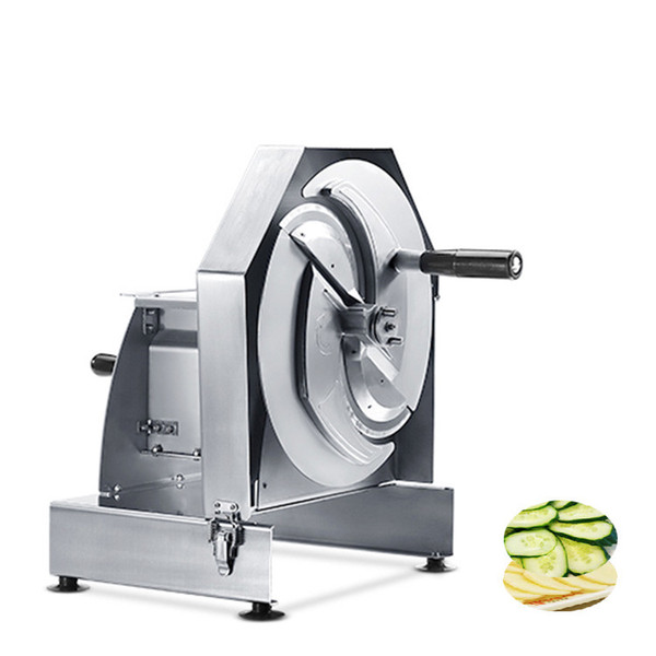 Qihang_top Commercial Vegetable Cutting Machine, Stainless Steel Manual  Multifunctional Lemon, Grapefruit, Potato Fruit And Vegetable Slicer Canada