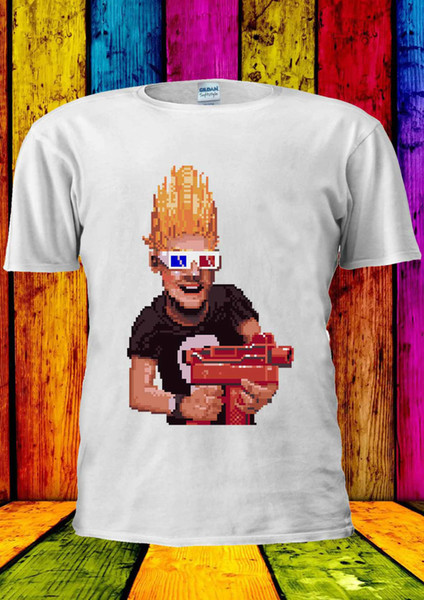 Vintage Game Grafic Retro 80's 90's T-shirt Vest Tank Top Men Women Unisex 614 Funny free shipping Unisex Casual gift