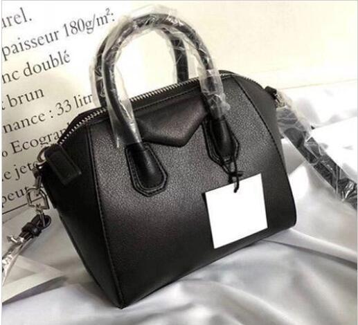 2019 Großhandel - Antigona Mini Einkaufstasche berühmte Marken Designer Schultertaschen Lederhandtaschen Mode Crossbody Tasche weiblich Business Messenge