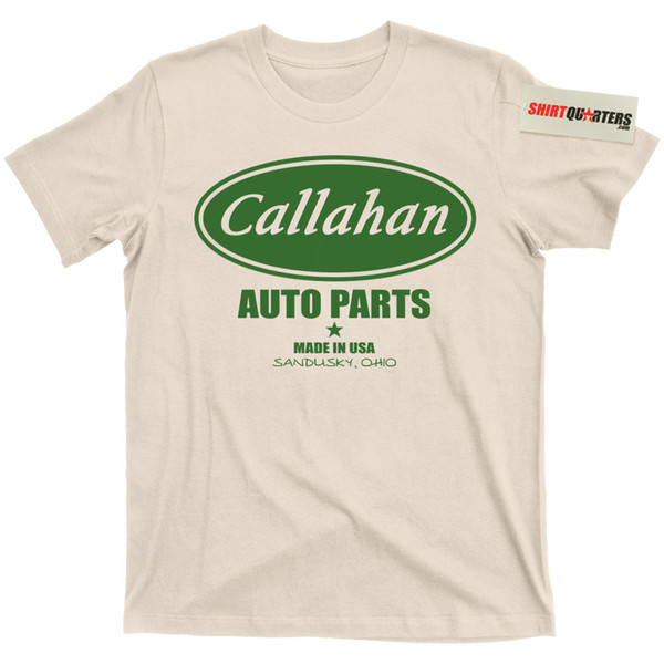 Details zu Tommy Boy Callahan Auto Parts Chris Farley Ford Chevy Dodge Mopar Tee T Shirt Casual Funny free shipping Unisex tee gift