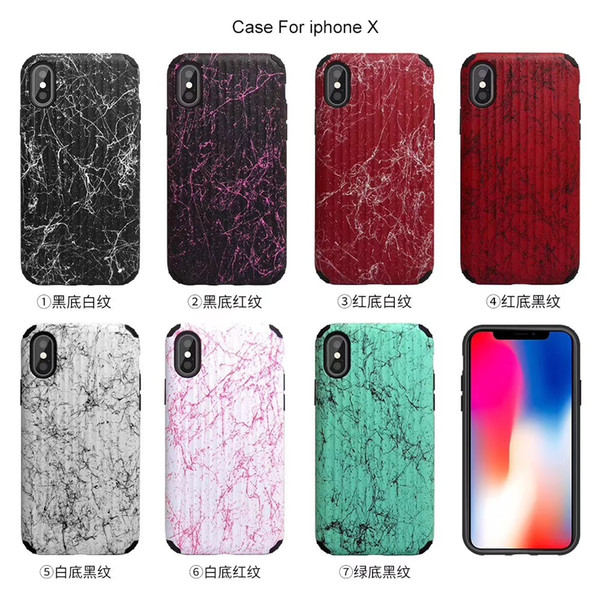 Soft TPU Phone Cases For iPhone X Candy Case Luxury Protective Suitcase shape Back Cover Hot Selling for iPhone X
