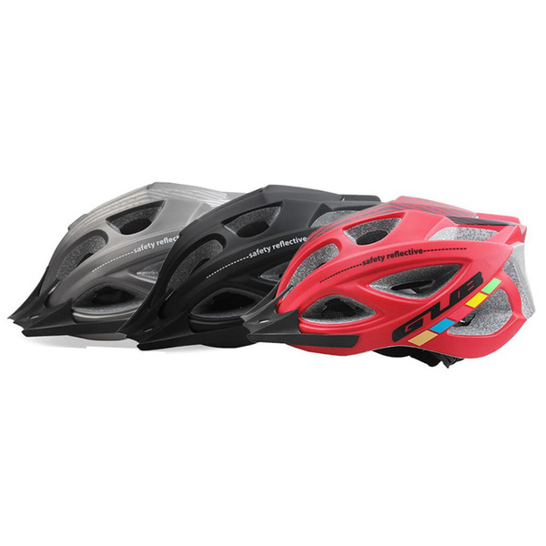 Mountain Bike Helmets PC EPS Super Light Safety P9 Cyling Integrally Molded Cycling Light Cushioning Protect Ventilation