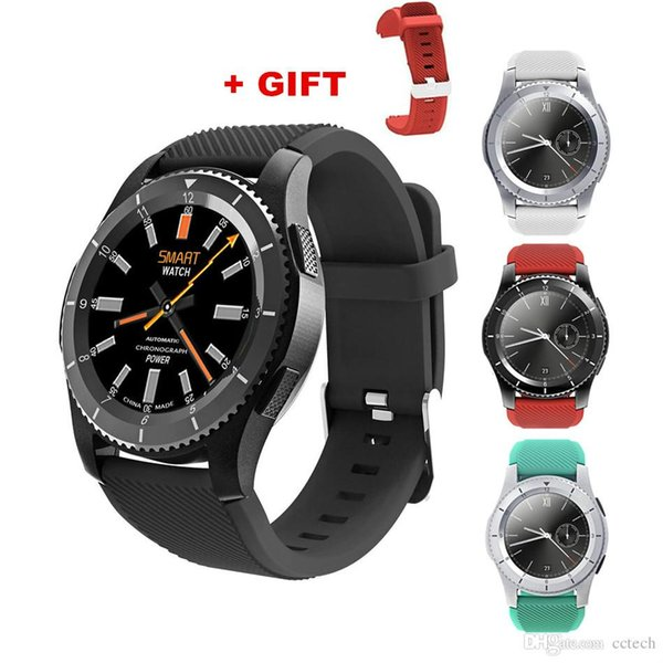 DTNO.1 G8 Smart watch phone Bluetooth 4.0 SIM Card Call Message Reminder Heart Rate GS8 Smartwatch For I-OS Android gift watchband