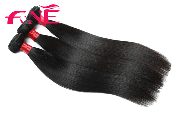 8A Remy Hair Extensions Chinese 100% Virgin Human Hair Weave High Quality 3 PIECES Wholesale Free Shipping